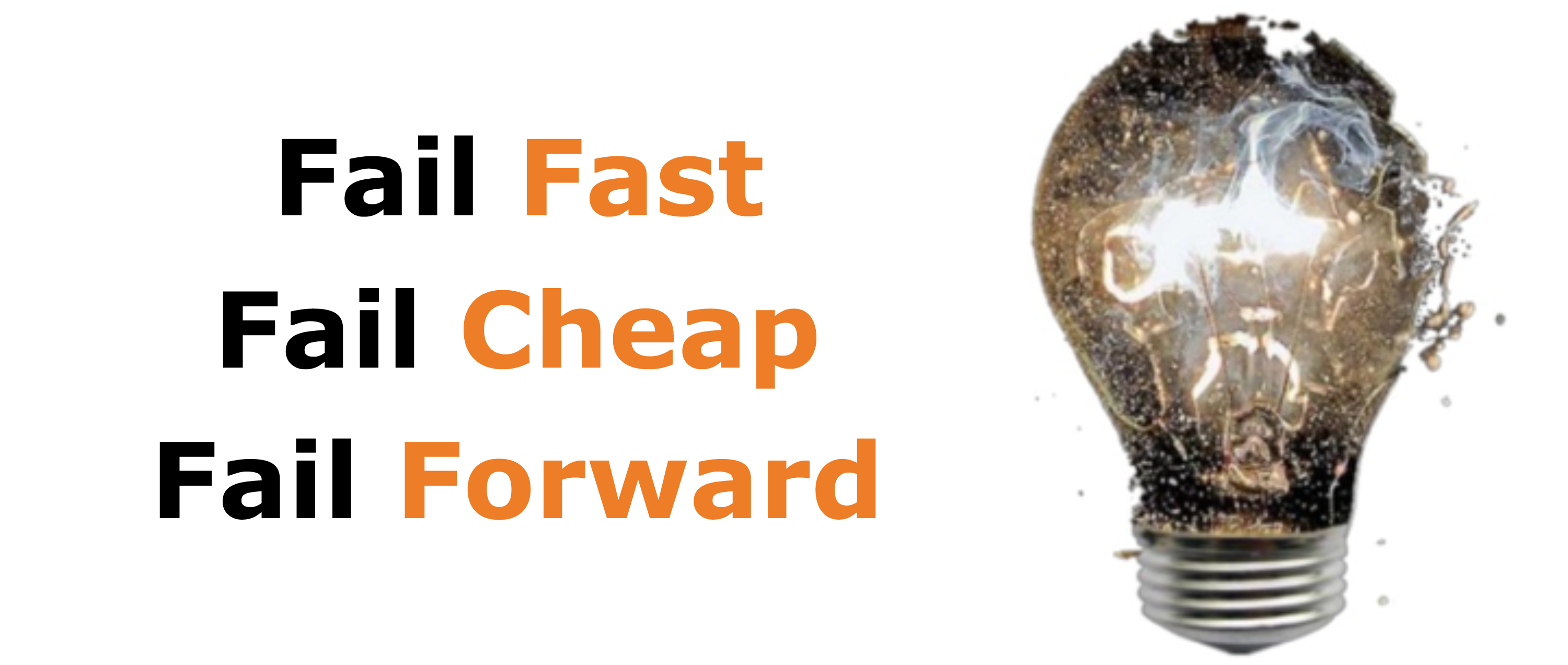 fail fast fail cheap